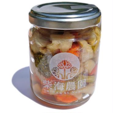 干し野菜のピクルス