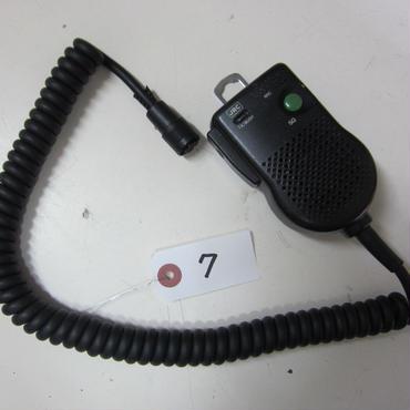 JRC/日本無線 UMFD-129 スピーカマイク⑦★中古品・希少品★
