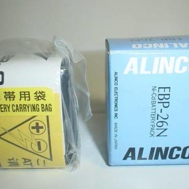アルインコ EBP-26N バッテリーパック ★未使用品・状態良★