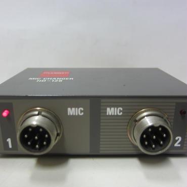 第一電波工業/DIAMOND HD-128 自動マイク切換器 ★中古品・レア★