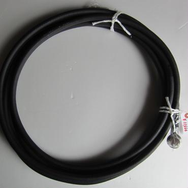 フジクラ同軸ケーブル10D-SFA 6m使用 ML-NPコネクター付(特注品) ★展示・在庫品★