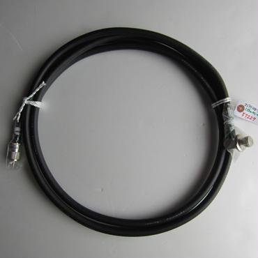 フジクラ同軸ケーブル10D-FB 3.88m使用 ML-MPコネクター付(特注品) ★展示・在庫品★