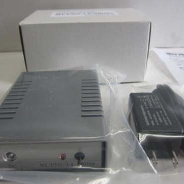 コスモウェーブ/COSMOWAVE マルチマーカー発信機(14.4MHz~7GHzまで) MLT7G-14.4MHz(充電池内蔵仕様品)★新品・メーカーから入荷品★