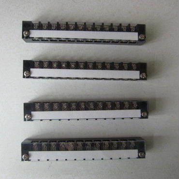 サトーパーツ/SATO PARTS 中継用ネジ式端子台 ML-15-12P  4個一式 ★貴重品★