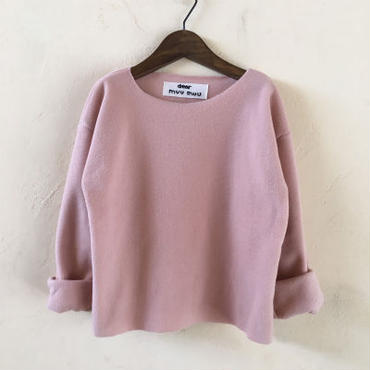 DEAR MUU MUU / FLEECE TOP(大人)