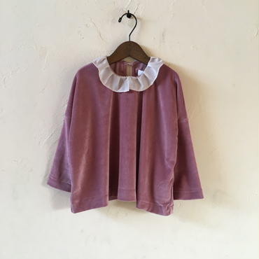 ★SAMPLE★ dear muu muu / VELOURS TOPS