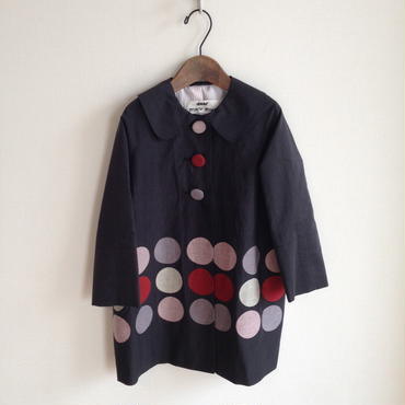 muu muu / KIDS / 3 DOTS COAT