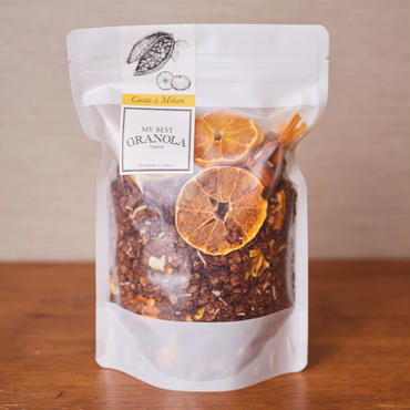 Cacao & Mikan 400g