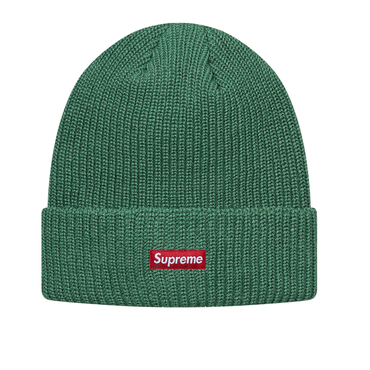 Supreme Heather Loose Gauge Beanie/Heather Green/シュプリーム/ヘザールーズゲージビニー/グリーン