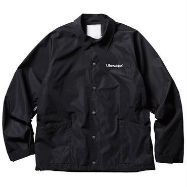 LIBERAIDERS - OG LOGO コーチ ジャケット(ブラック)