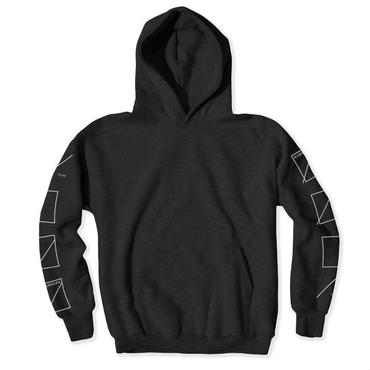 NUMBERS edition -3M ASSEMBLY FLEECE PULLOVER