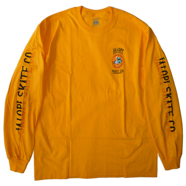 ANTI HERO - JALOPI SKATE CO. L/S TEE