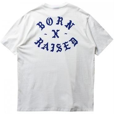 BORN X RAISED - SNOOTY FOX TEE (ホワイト)