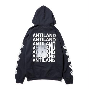 HOODIE (ANTILAND) ブラック