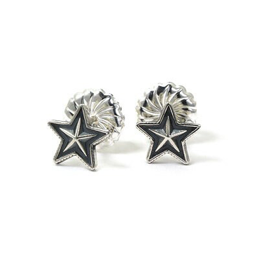 CODY SANDERSON - Small Star Stud Pierced Earring
