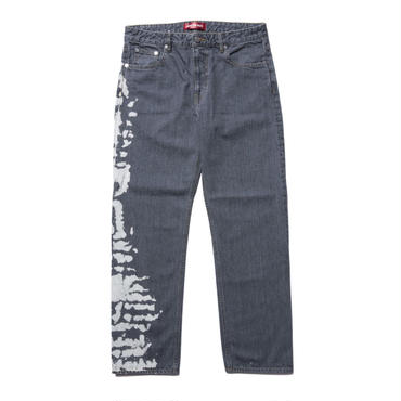 BONES AND BOLTS - 20/20 DENIM (BLACK)