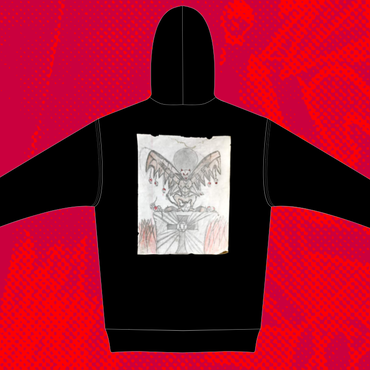 SAINTS & SINNERS - 4TH GRADE DEVIL HOODIE