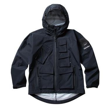 LIBERAIDERS - SHERPA 3LAYER ジャケット(ブラック)