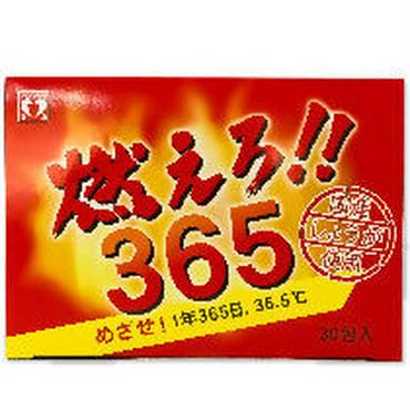 燃えろ!365