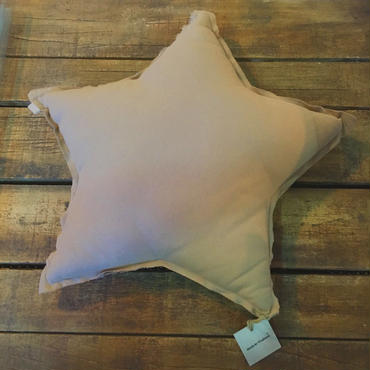 Numero74 クッション star cushion pastel (beige)