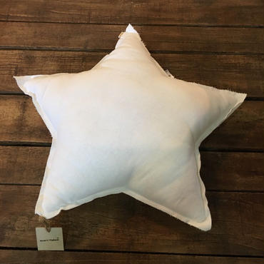 Numero74 クッション star cushion pastel (white)