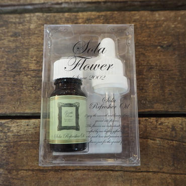Sola Flower ソラフラワー リフレッシャーオイル ジェントルローズ