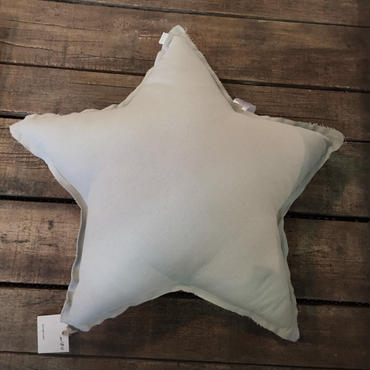 Numero74 クッション star cushion pastel (silver grey)