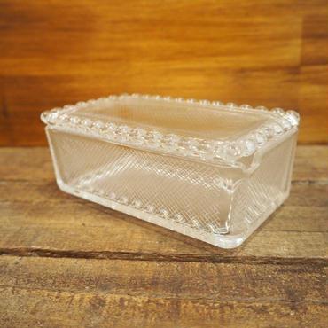 ガラス バターケース ポイント