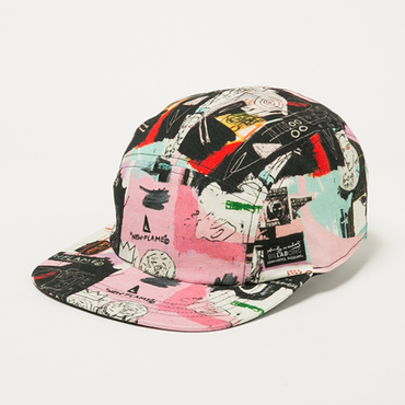 Warhol x Basquiat x Billabong LAB Collection Cap [AI013968]