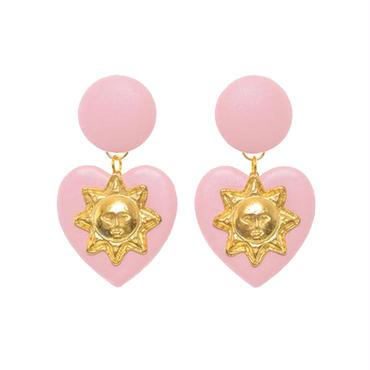 Bodacious Pink Lolita Mini ピアス