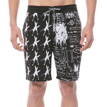 Warhol x Basquiat x Billabong LAB Collection Board Shorts [AI011557]