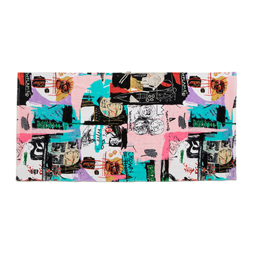Warhol x Basquiat x Billabong LAB Collection Beach Towel [AI011998]