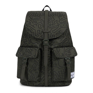 Herschel × Keith Haring Dawson Forest Night Backpack