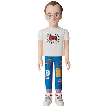Medicom Toy Vinyl Collectible Dolls Keith Haring