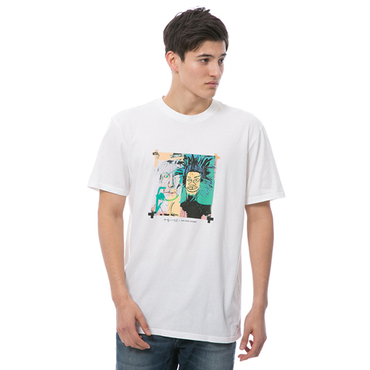 Warhol x Basquiat x Billabong LAB Collection T-Shirts [AI011240]