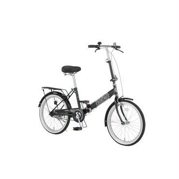 キース・へリング × ダイワサイクル  折りたたみ自転車 20インチ / LLP20-KH  Keith Haring Bicycle