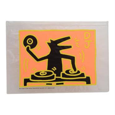 Fastener Case (DJ Dog ) / ファスナーケース DJ Dog