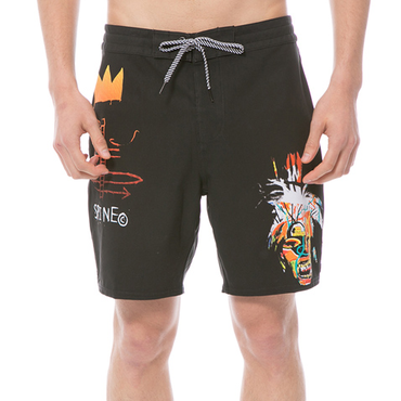 Warhol x Basquiat x Billabong LAB Collection Board Shorts [AI011555]