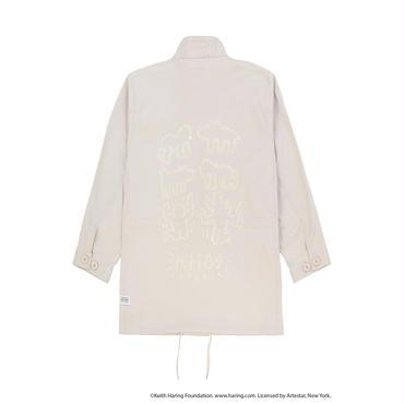 JOYRICH x Keith Haring M-65 Jacket / BEIGE