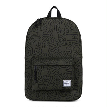 Herschel × Keith Haring Winlaw Forest Night Backpack