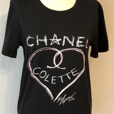COLETTE   半袖Tシャツ(黒)