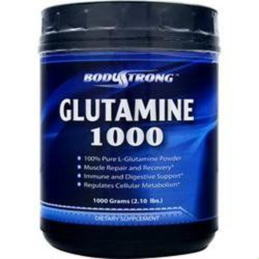 BodyStrong グルタミン1,000mg パウダー