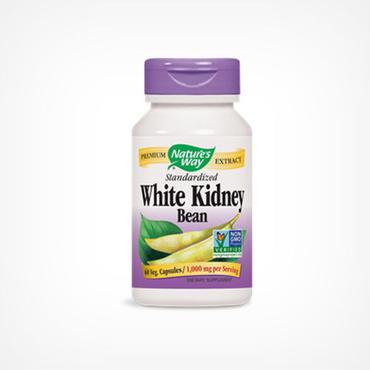 Nature's Way White Kidney Bean(ホワイトキドニービーン)