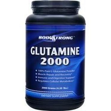 BodyStrong グルタミン2,000mg パウダー