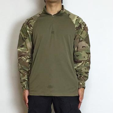 イギリス軍 MTP(PCS) アンダーボディーアーマー コンバットシャツ(USED 実物)SH-UK7U