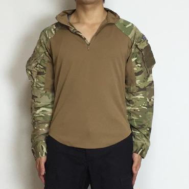 イギリス軍 MTP アンダーボディーアーマー コンバットシャツ(USED 実物)SH-UK10U