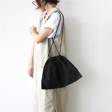 【直営店限定】PATIENTS 4WAY BAG  PARAFFIN _BLACK