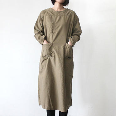 GERMAN MEDICAL SMOCK_BEIGE