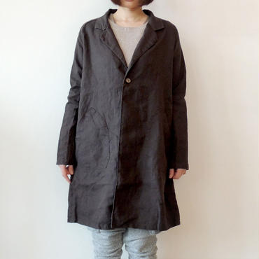 ATELIER WORK COAT Ⅱ_BROWN