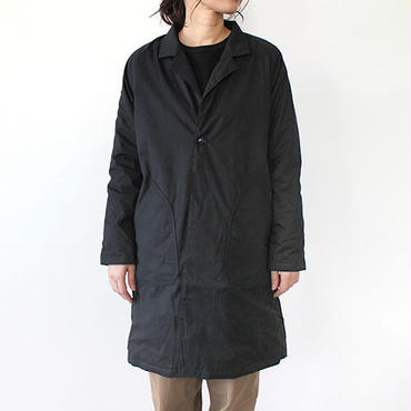 【直営店限定】WINTER ATELIER WORK COAT_BLACK